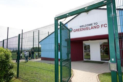 Greenisland FC