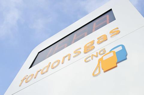 Fordonsgasmacken på Gunnesbo i Lund stängd tills vidare