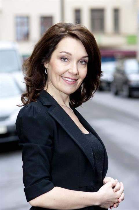 Miia Kivipelto, professor i klinisk geriatrisk epidemiologi vid Karolinska Institutet.