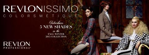 Revlonissimo Facebook Header 5 new shades