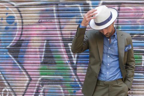 Inspirerande bilder på skräddarsytt mode