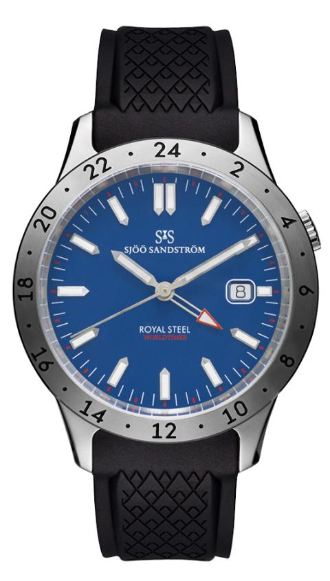 RSWT 41mm product Blue, rubber