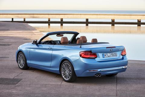 Nya BMW 2-serien