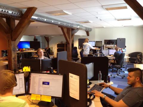 Nu öppnar Loxyoft Service Center