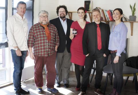 Jury Årets Sill 2014
