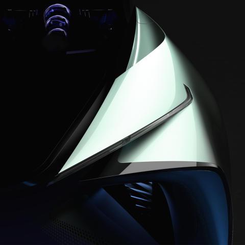 Tokyo MS teaser Lexus