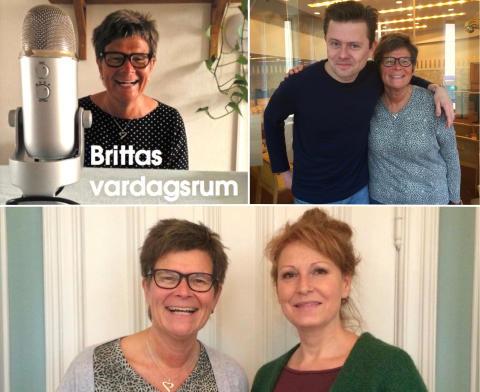 Bilda och Brittas vardagsrum i nytt samarbete