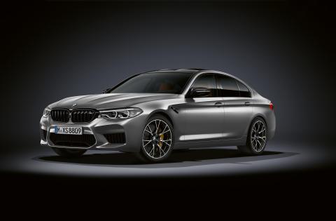 BMW M5 Competition: Mer av «det lille ekstra»