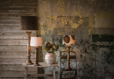 Lodge Lampbase