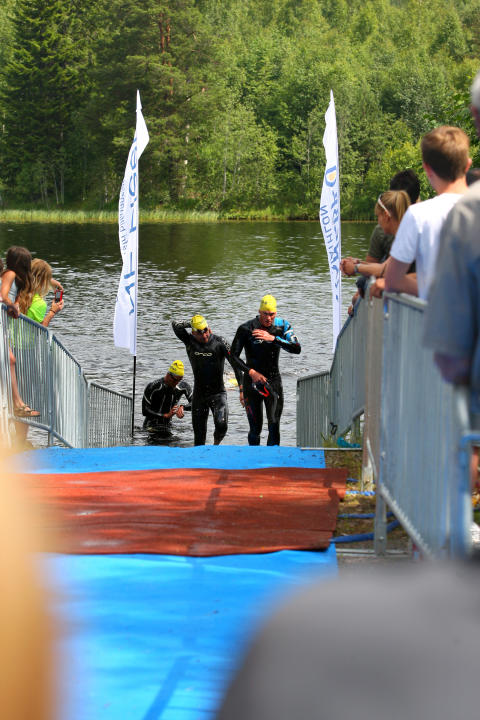 Vansbro Triathlon öppnar anmälan för 2015