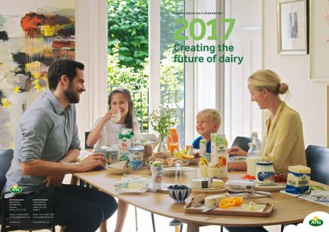 Arla Half Year Report 2017