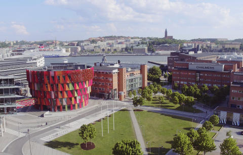 Chalmers bibliotek först i Sverige med learning commons