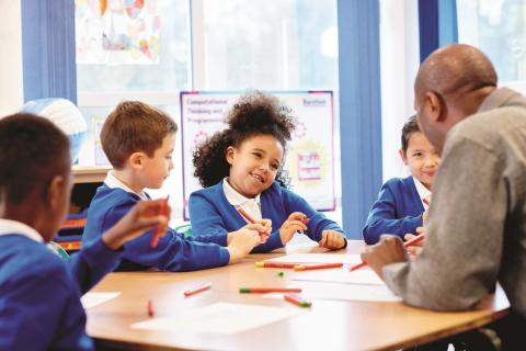 Innovative computing resources reach 64% of England primary schools