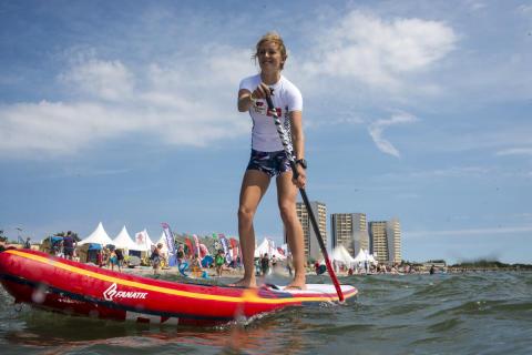 SUP- und Beachsports Festival