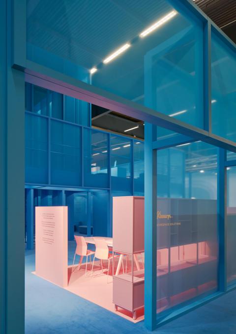 Kinnarps Stand at Stockholm Furniture & Light Fair - 1