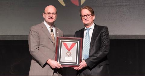 CTC:s Chief Medical Officer tilldelas amerikanskt pris