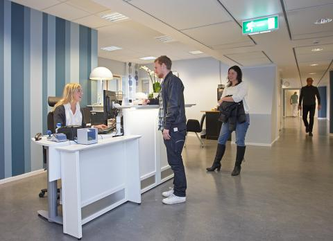 Carema Rehab flyttar in nya lokaler i Globen City