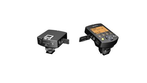 Radio wireless flash system