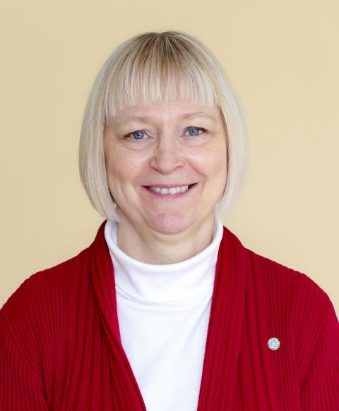Britt Söderberg, administrativ chef, Lasarettet i Enköping