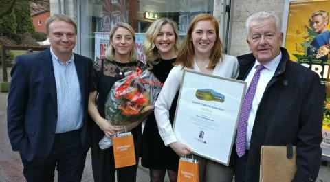 Lennart Haglunds Stipendium 2018