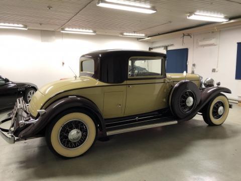Ett stycke bilhistoria till salu på Klaravik auktioner
