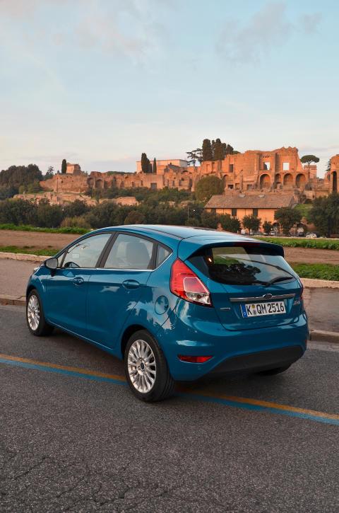 Nye Ford Fiesta ankommer Norge i starten av 2013