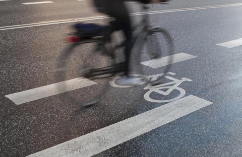 Hur mycket är vi ute och cyklar?
