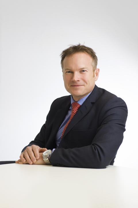 Patric Sjöberg, vd Stockholmsmässan