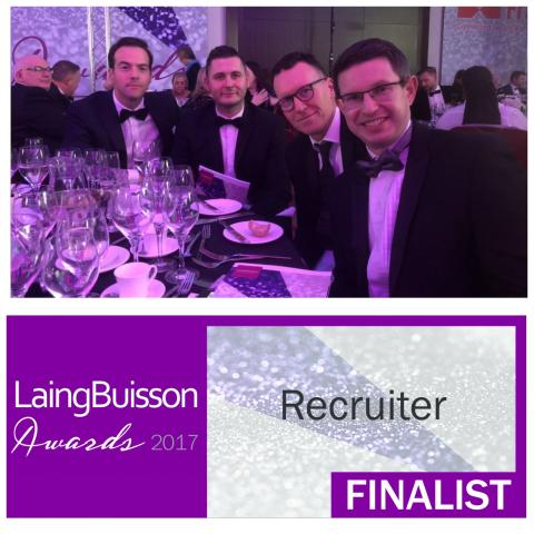 Finegreen at the LaingBuisson Awards 2017!
