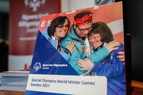 Pressträff: Special Olympics International undersöker Östersunds förutsättningar för världsspelen 2021