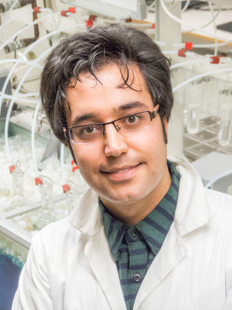 Mohsen Esmaily, Department of Chemistry and Chemical Engineering