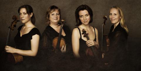 Silverjubilerande Vertavokvartetten sätter musiken i centrum