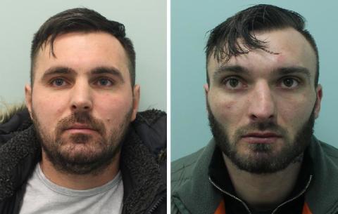 Two jailed for north London burglaries
