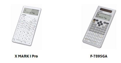 Räkna med Canon - presenterar nya funktionsräknare