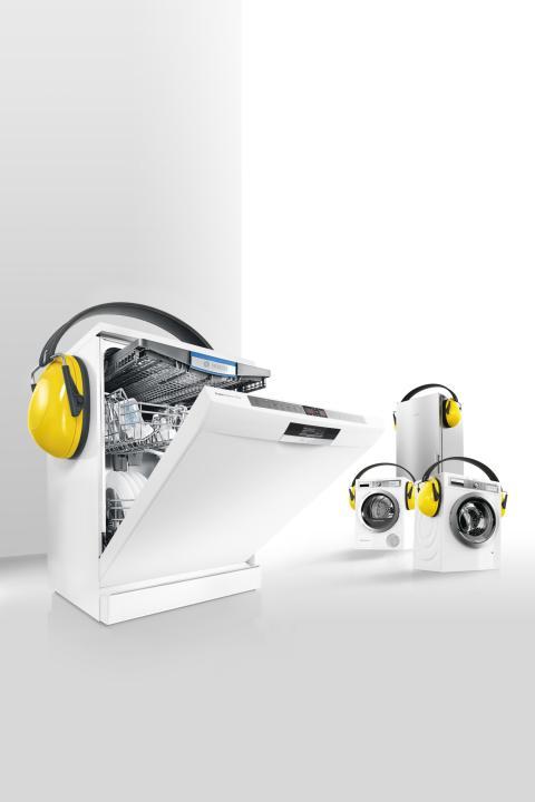 De inte bara diskar; Bosch diskmaskiner kan även viska