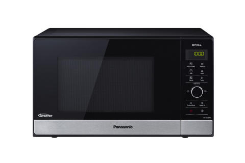 Panasonic Introduces its New Grill + Microwave Oven Range for 'Fresh Food Fast'