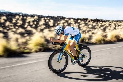 Åsa Lundström 8:a på Ironman-VM på Hawaii