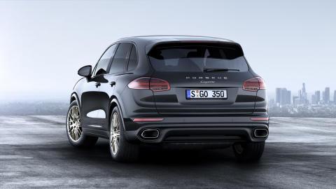 Porsche Cayenne Platinum Edition - Cayenne Diesel