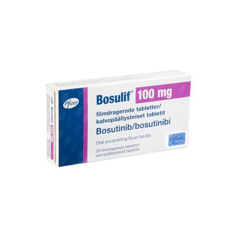 Bosulif 100 mg