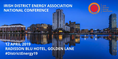 Irish District Energy Association National Conference