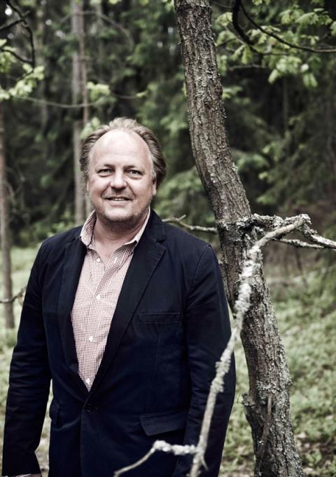 Kenneth Wilén VD för Folkhem Produktion