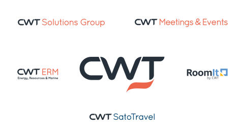CWT is the New Name in Digital Business Travel, Hotel Distribution, and Meetings & Events