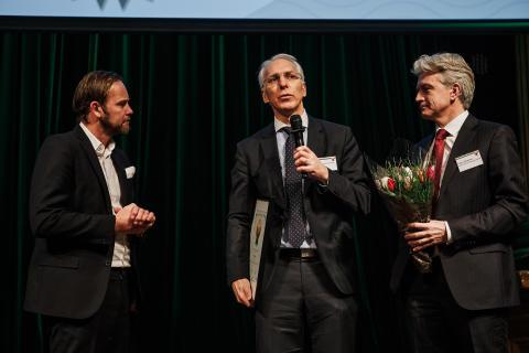 Årets Hedgefond - SEB Diversified