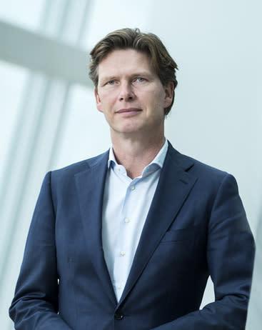 Coen van Oostrom, grundare EDGE Technologies