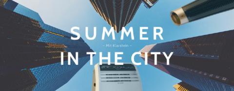 Summer in the city | die schönsten Klimageräte von Klarstein