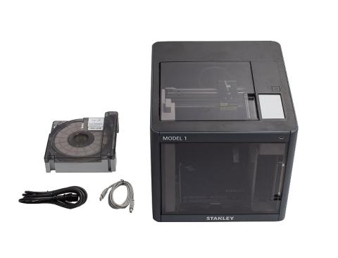 Stanley Black & Decker, Inc. Introduces the  STANLEY® Model 1 3D Printer