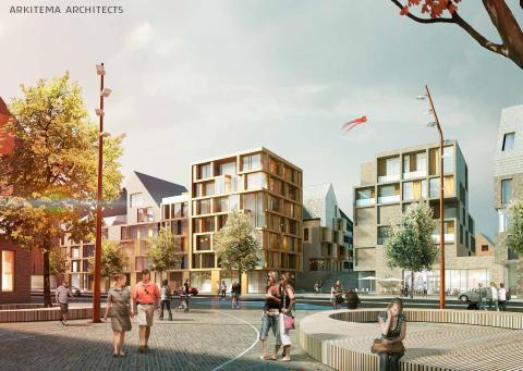 Nya Hovås - parallella uppdraget