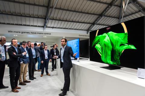 Samsung 2019 QLED TV announcement