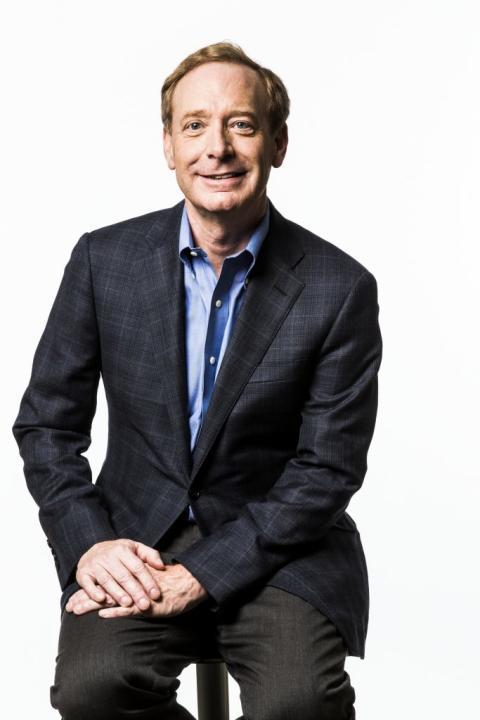 President of Microsoft, Brad Smith