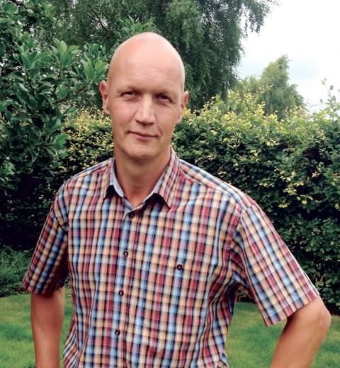 Formand for Børne- og Skoleudvalget, Flemming Lunde Østergaard Hansen